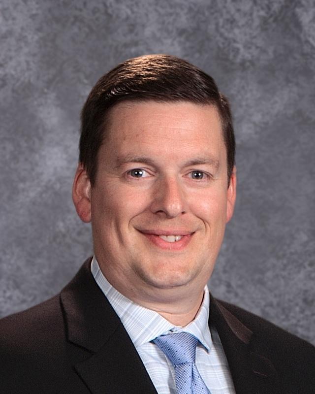 Pastor Greg Pine